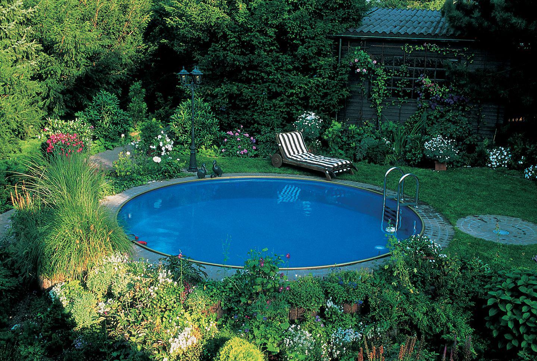 чаша бассейна из кирпича - Нужные схемы и описания для всех.